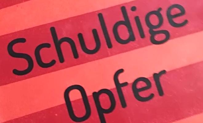 Detlev Alsbach Schuldige Opfer - Realkrimi