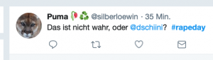 Bildschirmfoto Twitter