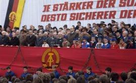 DDR-Kundgebung