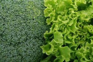 Broccoli ist gesund