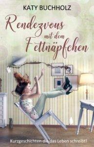 Buchcover zeigt Frau auf kippelnden Stuhl