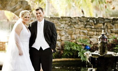 Paar Hochzeit