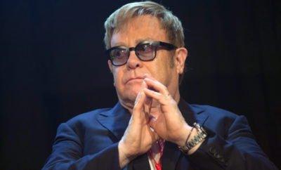 Sänger Elton John