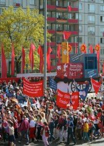 1. Mai Demo DDR