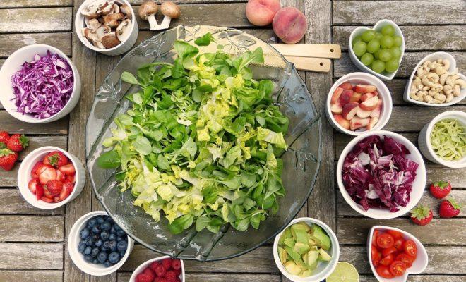 Salat - auch im Herbst eine Köstlichkeit