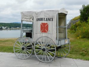 Kutsche Ambulance