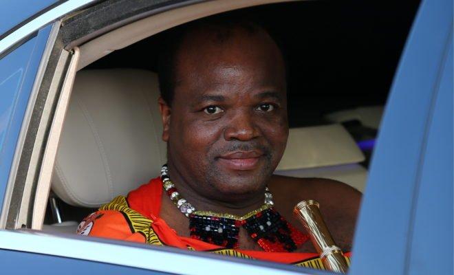 König Swasiland