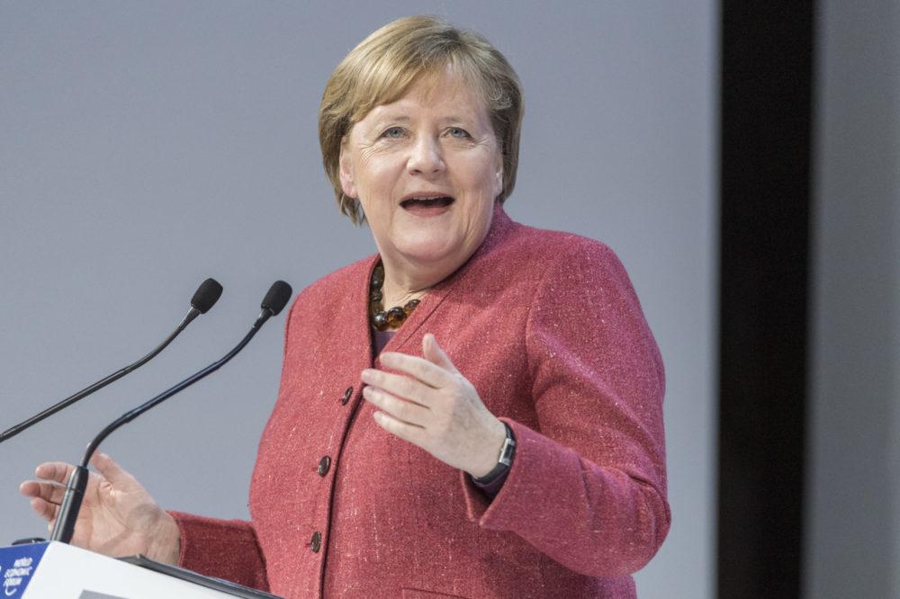 """Merkel stolz: """"Deutsche tragen mit den höchsten Strompreis in Europa"""""""