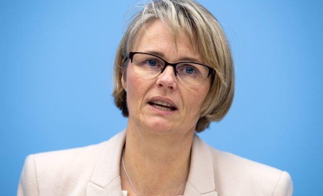 Bildungsministerin