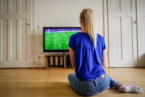 Frauen mögen Fußball