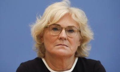 Bundesjustizministerin