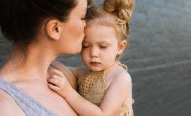 Mama mit Kind