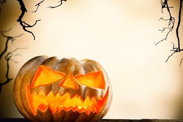 Halloween nervt